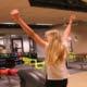 Familie der bowler i Rødding Centret