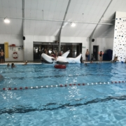 Sjov og Leg i Rødding svømmehal