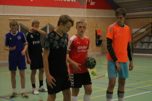 Håndboldspillere